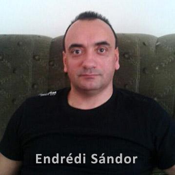 Endrédi Sándor - Alpin-Jura KFT